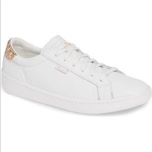 Keds x Kate Spade Ace Glitter Sneaker